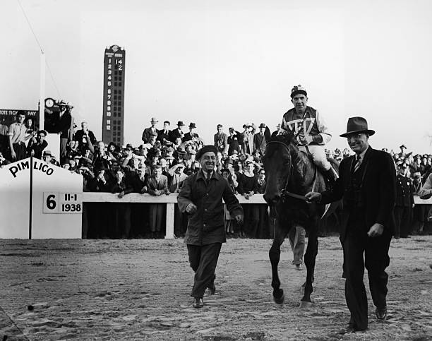 Seabiscuit & George Woolf