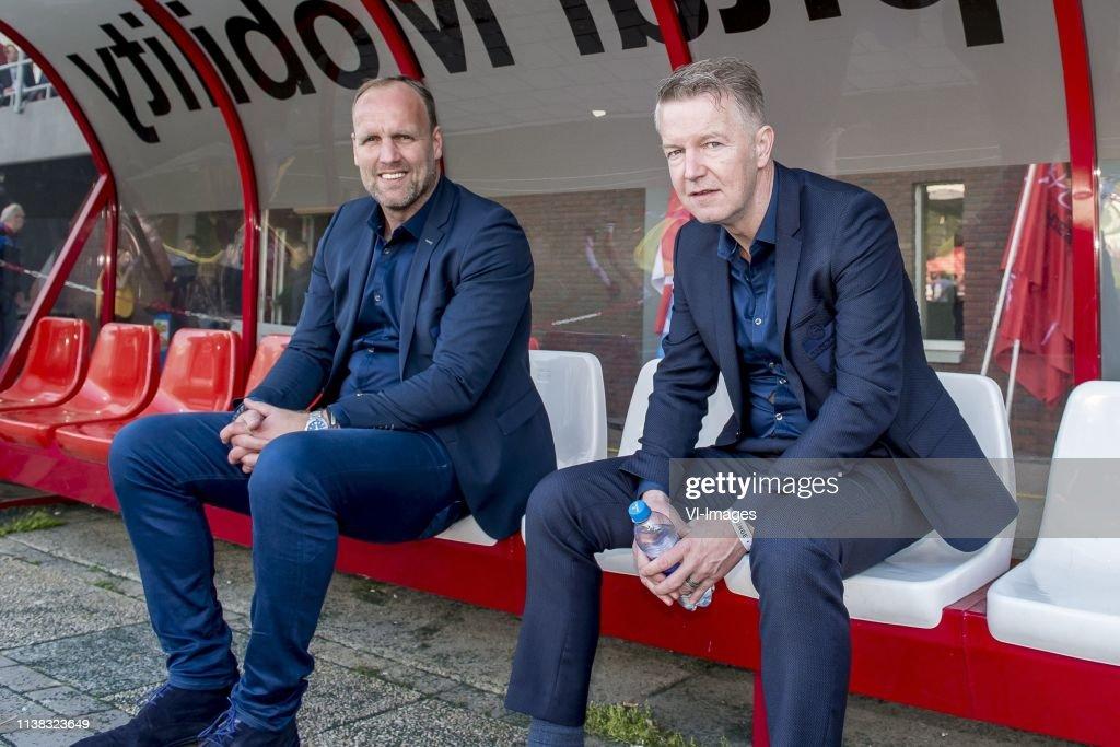"""Dutch Eredivisie""""FC Emmen v FC Utrecht"""" : News Photo"""