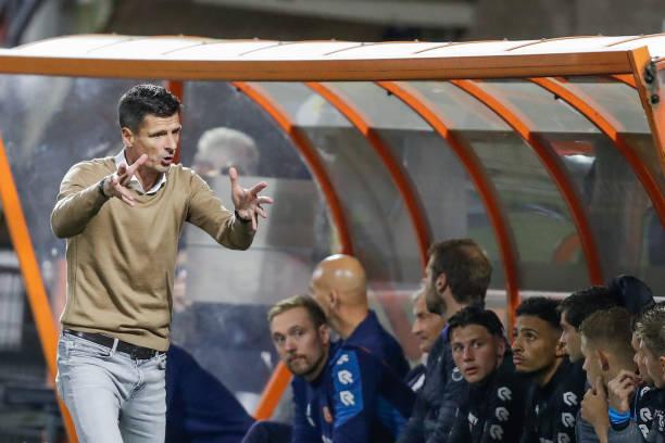 NLD: FC Volendam v VVV-Venlo - Keuken Kampioen Divisie