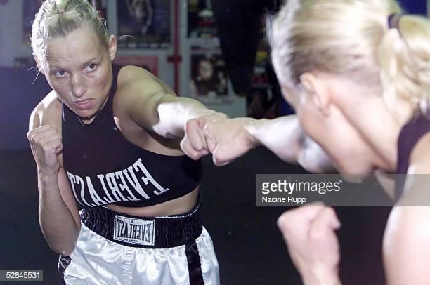 Training 2003 Hamburg Daisy LANG