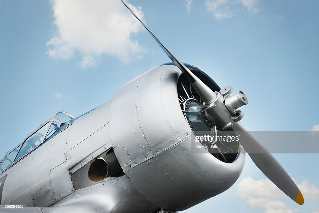 Training aircraft : Foto de stock