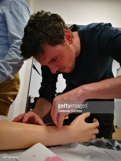 Training for Assistants in Resuscitation Room, BD global medical technology company.