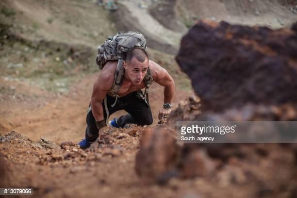 Ausbildung im extremen Gelände