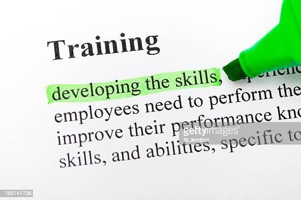 - Training