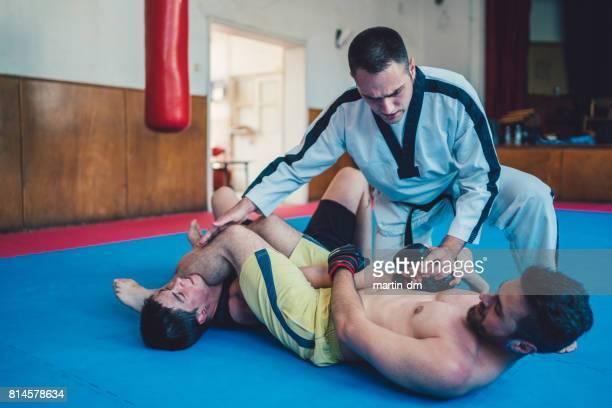 MMA トレーニング