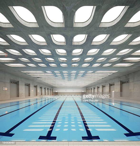 Training Pool Zaha Hadid Architects United Kingdom Architect