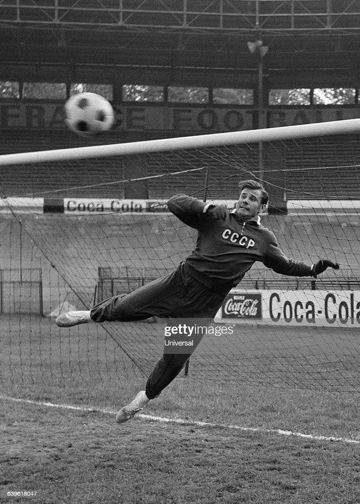 Soccer - Lev Yashin : News Photo