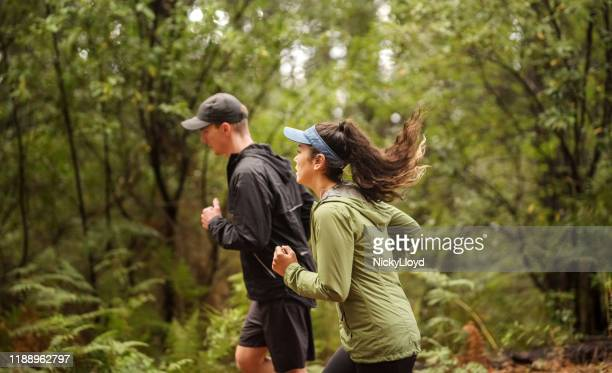 training together - jogging stock pictures, royalty-free photos & images