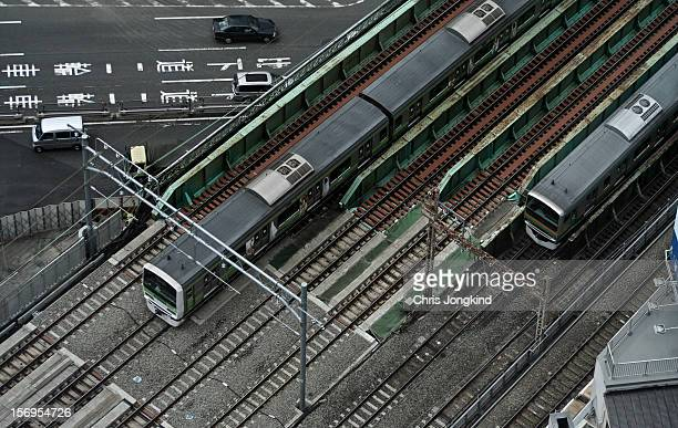 Trains and Traffic, Tokyo