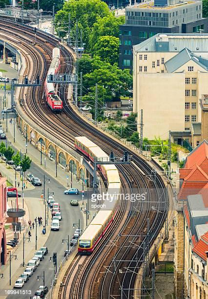 Züge in Berlin