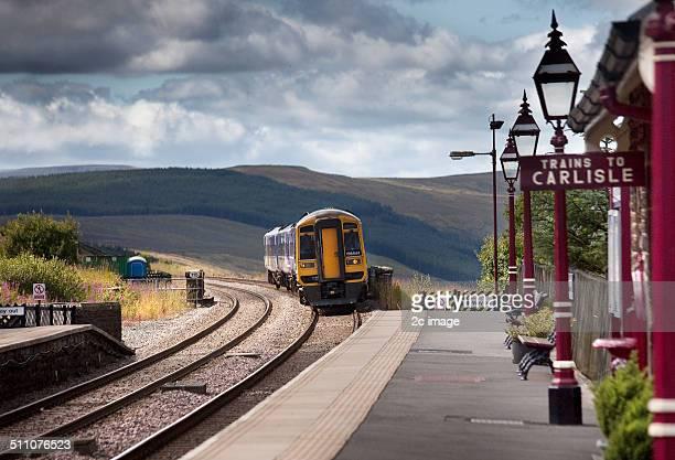 trains - carlisle - fotografias e filmes do acervo