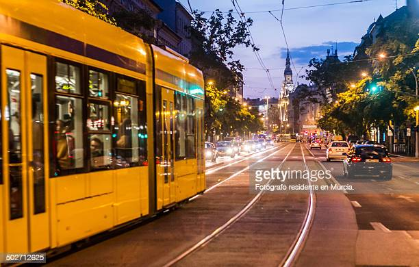 trainway budapest - fotógrafo stock photos and pictures