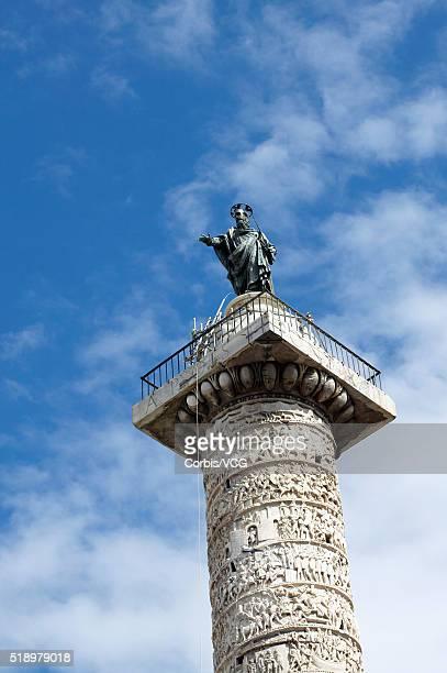 Trajan's Column in Rome