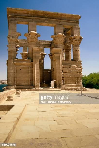 Trajan's Gate, Philae, Aswan, Egypt