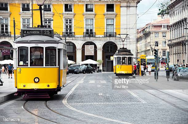 tramcars - cable car stock pictures, royalty-free photos & images