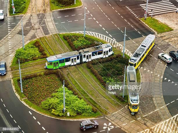 Trams in Szczecin, Poland
