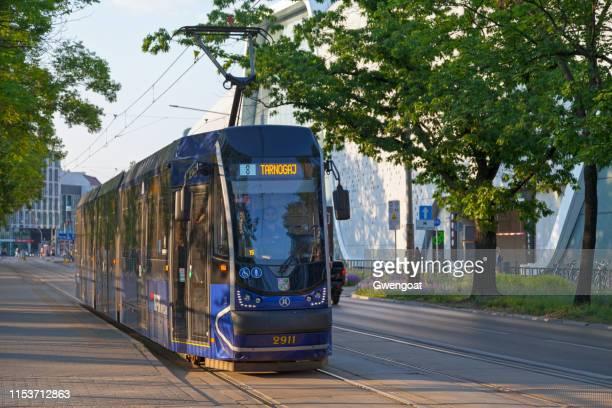 Tramway em Wroclaw