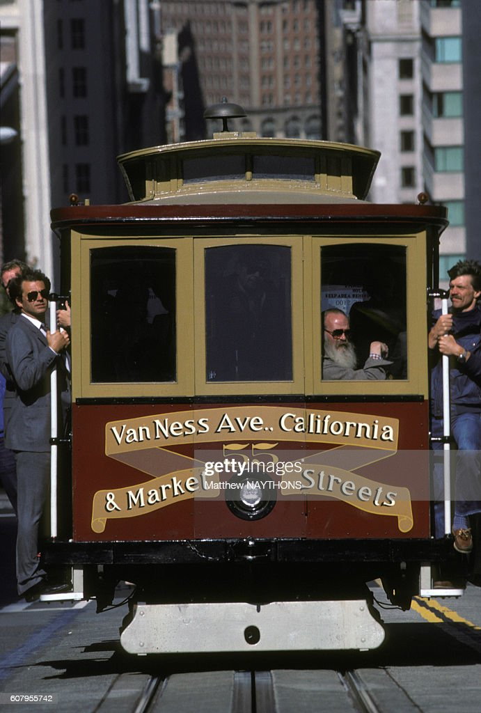 Tramway à San Francisco Pictures | Getty Images