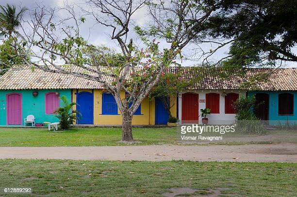 Trancoso historic houses