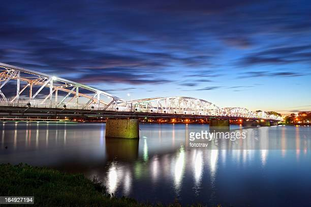 Trang Tien Bridge in Hue, Vietnam