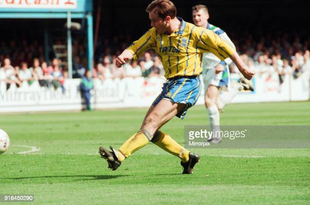 Tranmere 12 Birmingham League match at Prenton Park Sunday 8th May 1994 Last game of season Birmingham City won the match but were relegated