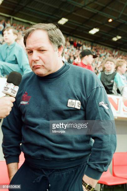 Tranmere 12 Birmingham League match at Prenton Park Sunday 8th May 1994 Last game of season Birmingham City won the match but were relegated Pictured...