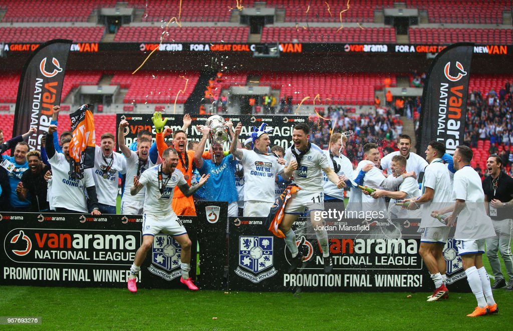 Image result for tranmere rovers play off wembley
