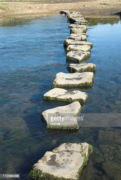 Ruhige Steinen