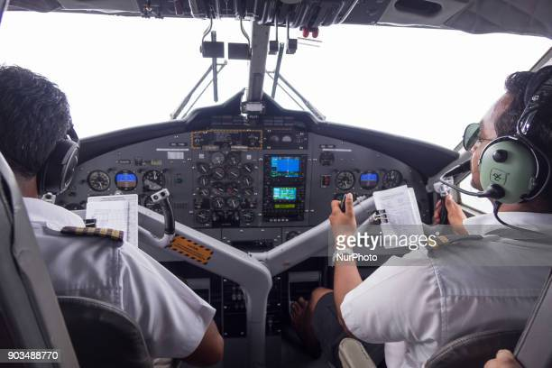 Trans Maldivian Airways is the largest seaplane operator in the world with 46 airplanes Main hub for TMA is in Velana Airport and the water airport...