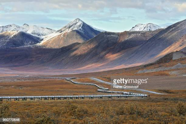 Trans-Alaska Pipeline and Dalton Highway