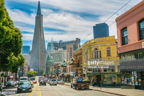 Transamerica Pyramid at San Francisco