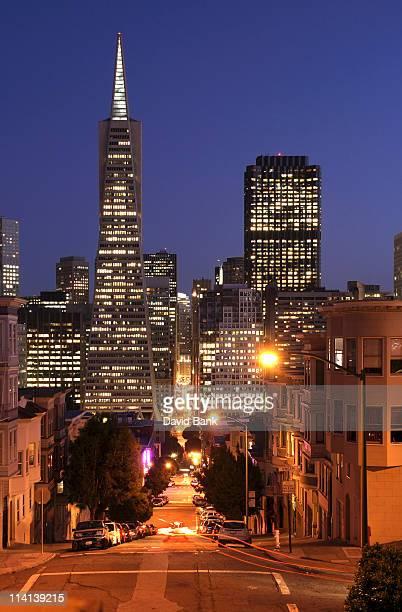 Transamerica pyramid , San Francisco