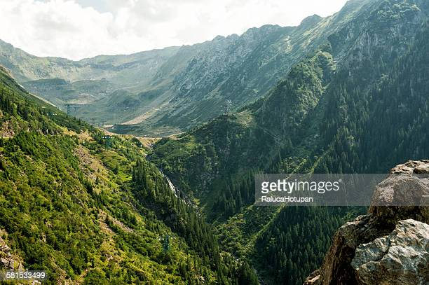 transfagarasan valley - sibiu stock photos and pictures
