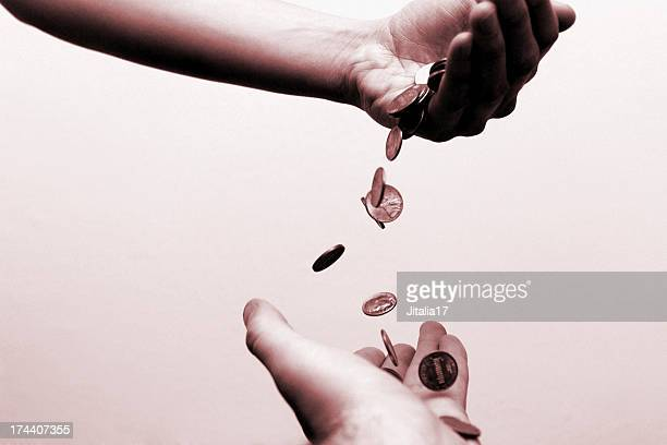 transfer of wealth - financial concepts - receiving stock pictures, royalty-free photos & images