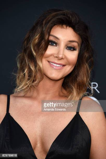Transgender activist Billie Lee arrives at OUT Magazine's Inaugural POWER 50 Gala Awards Presentation at Goya Studios on August 10 2017 in Los...