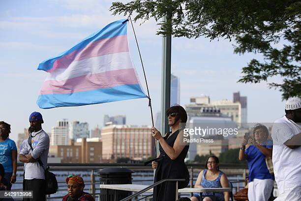 Transgender day of action on pier 46 A day of action that included a transgender rights rally on Hudson River Park's pier 46 concluded with a massive...