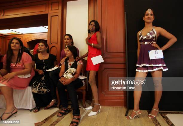 Transgender Tamanna Shaikh qualified for the Semi Finals in Mumbai Auditions for the Indian Super Queen Contest the first national talent hunt for...