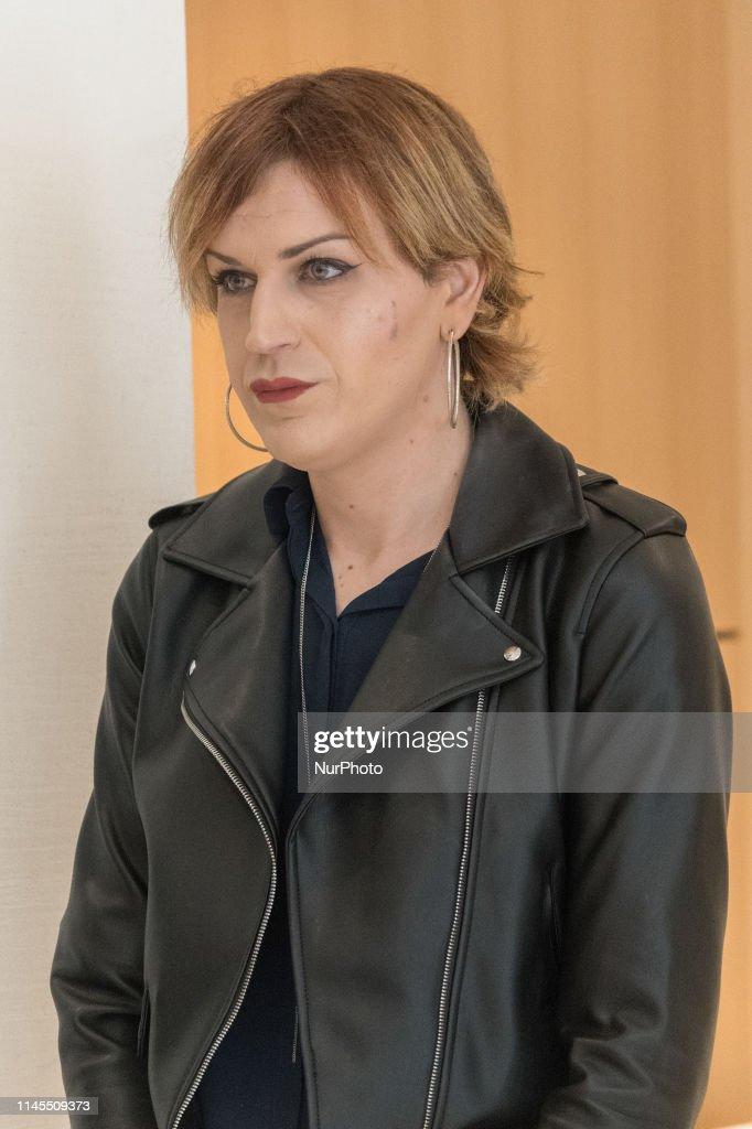 FRA: Trial Of The Aggressor Of Transgender Woman, Julia Boyer