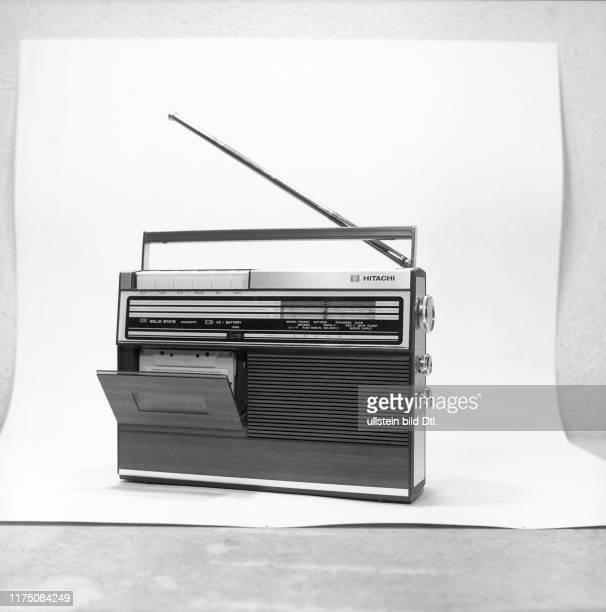 Transistor radio 1973