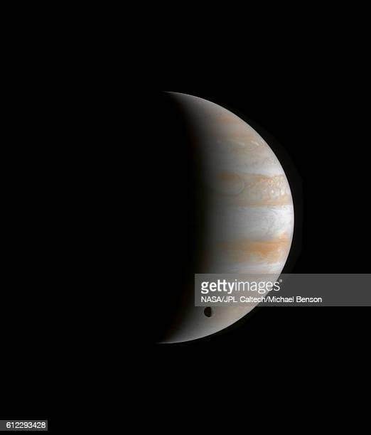 Transit of Ganymede