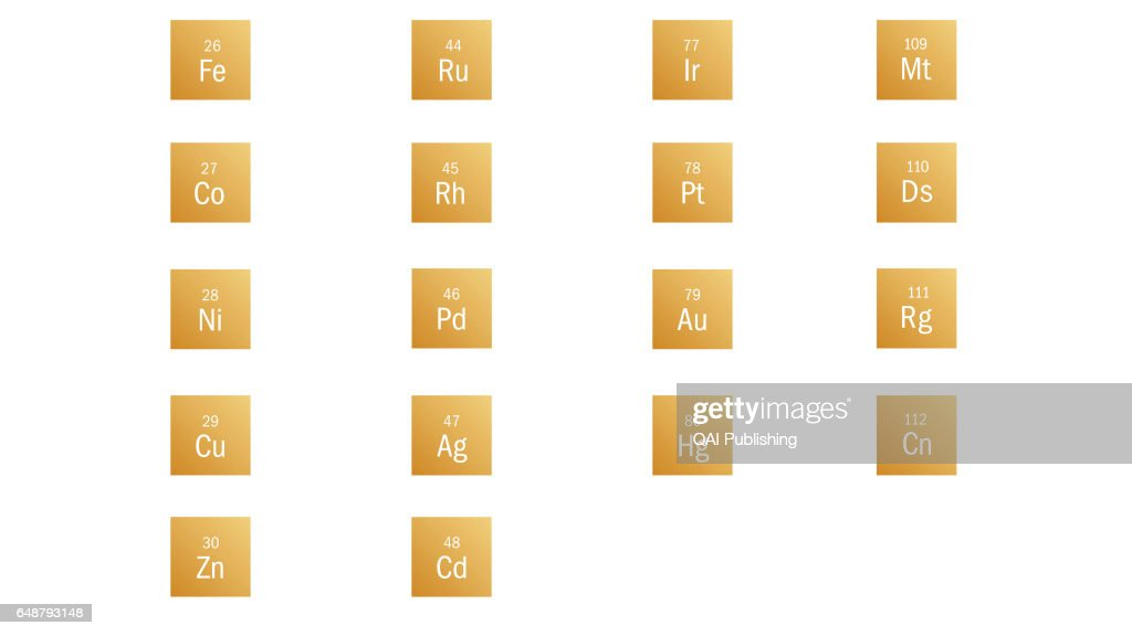 Transition metal pictures getty images transition metal usually less reactive than alkali metals and alkaline earth metals but very good urtaz Choice Image