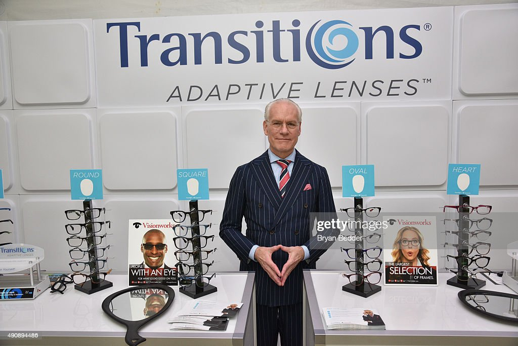 Tim Gunn And Transitions Lenses Help Consumers See Life Through A New Lens