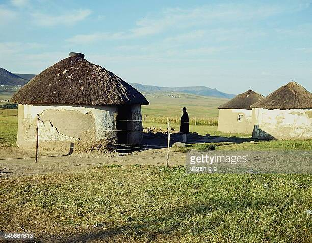 Transkei: Traditionelles Xhosa - Rundhaus- o.J.