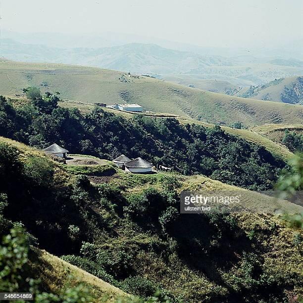 Transkei: Typische Landschaft- o.J.
