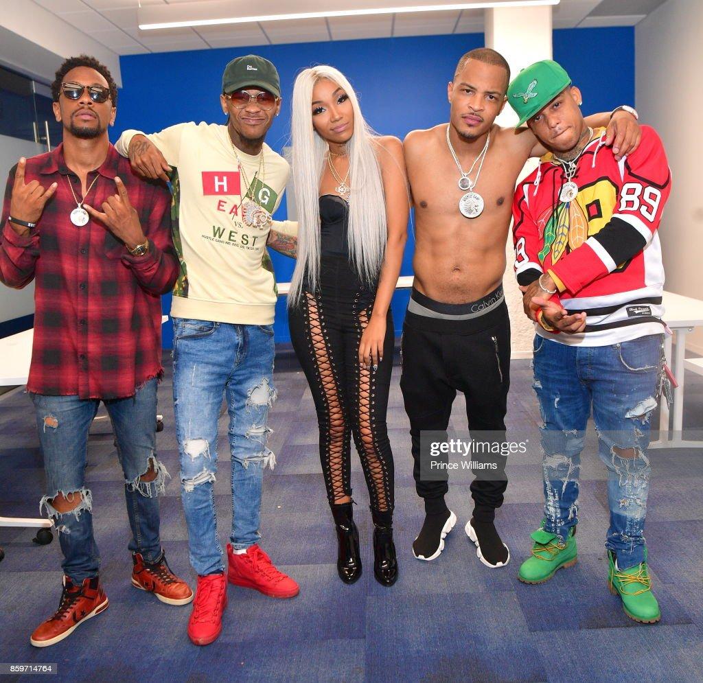 "Hustle Gang ""We Want Smoke"" Album Release Experience : News Photo"