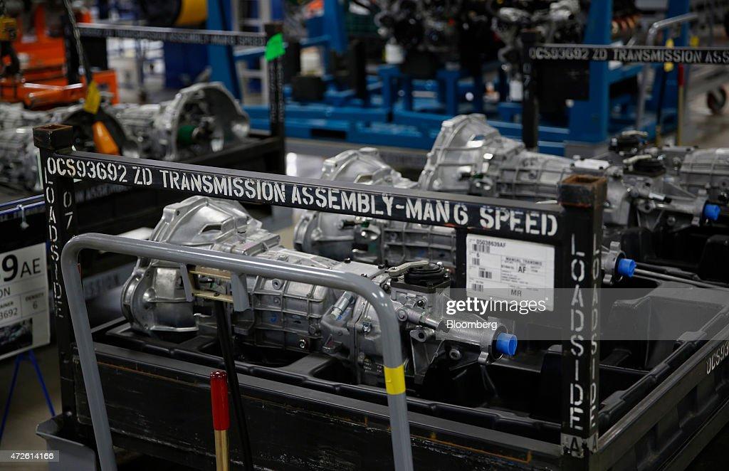 Transmissions for Fiat Chrysler Automobiles NV 2015 Dodge