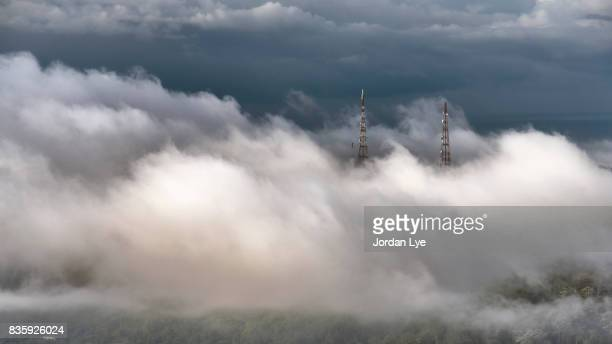 Transmitter In Mist