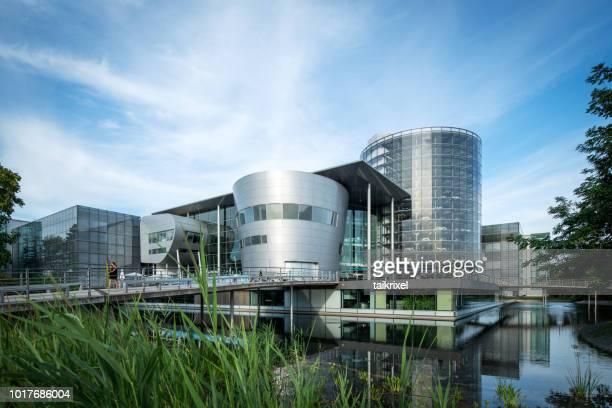 Transparent Factory Volkswagen, Dresden, Germany