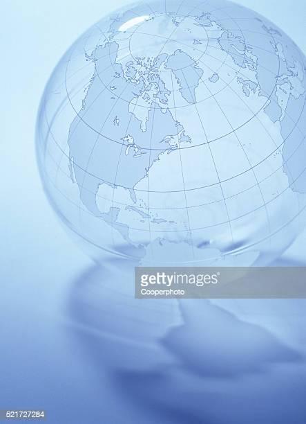transparent world - längengrad stock-fotos und bilder