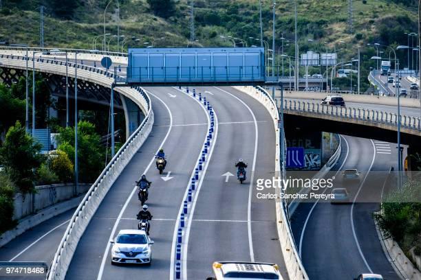 barcelona spain one sites greatest traffic